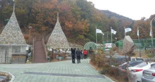 Paryongsan Stone Pagodas