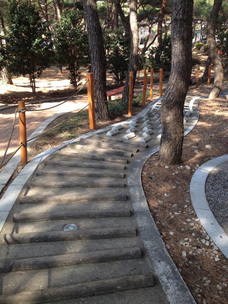 Barefoot park 3