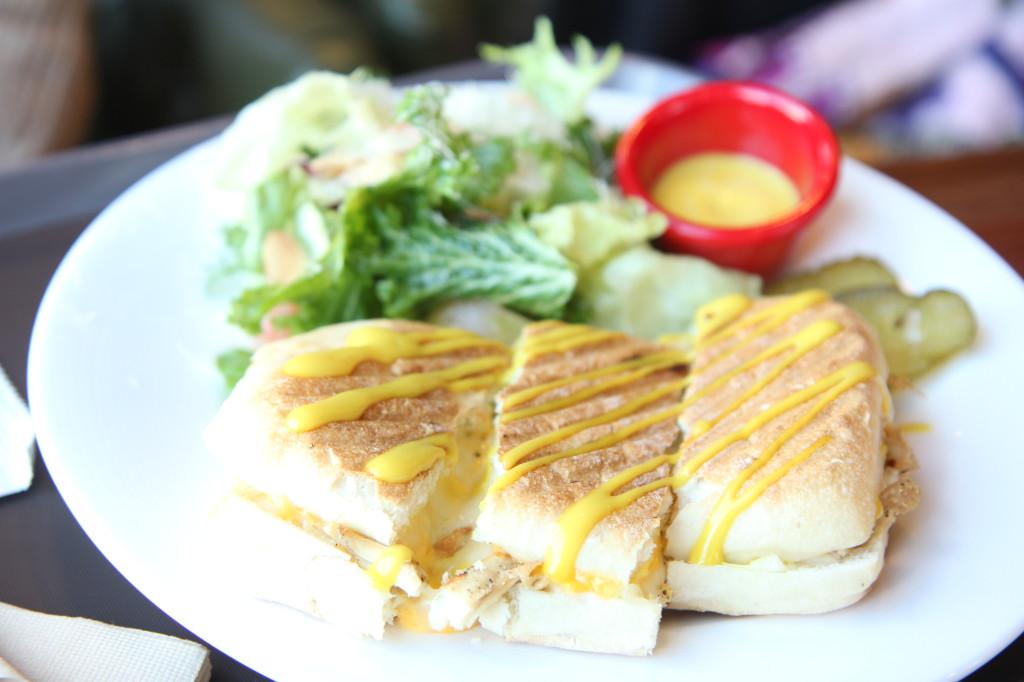 Greenhouse-panini
