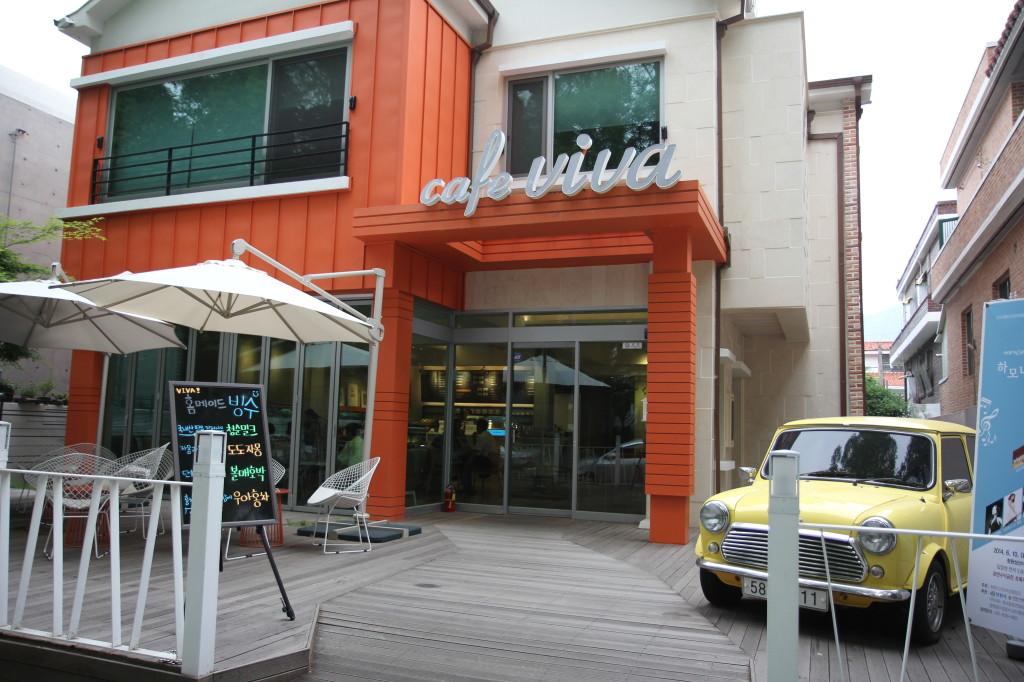 Garosoo - Cafe Viva