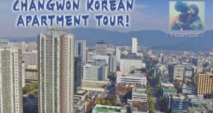 Korean Apartment Tour in Changwon from James Wilkes 135