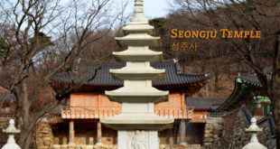 Temples in Changwon
