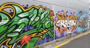 Commissioned Graffiti