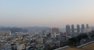 A Walking Tour of Masan