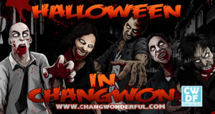 Halloween Weekend In Changwon