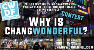 Contest:  Why Is Chang-Wonderful?