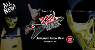 Check Out Changwon's Alternative Korean Music….