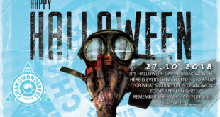 Halloween In Changwon!