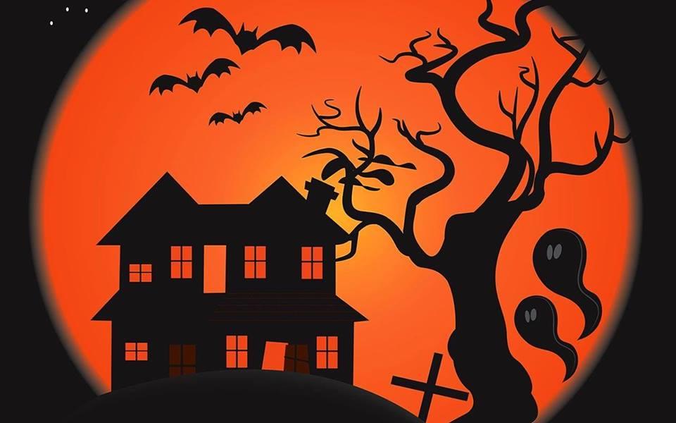 Biskachy Halloween Party
